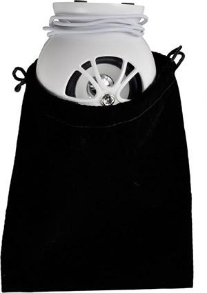 Olasonic_TW_S5_portable 持ち運びキャリングポーチ付き